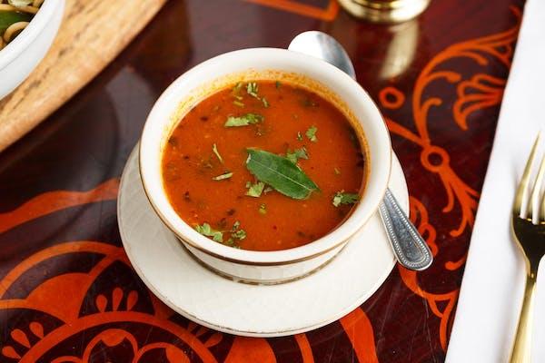 3. Hot & Sour Vegetable Soup