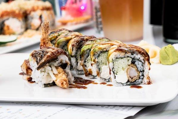 17. Yum Yum Roll Fuji Special