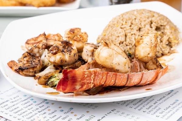 13. Seafood Combo