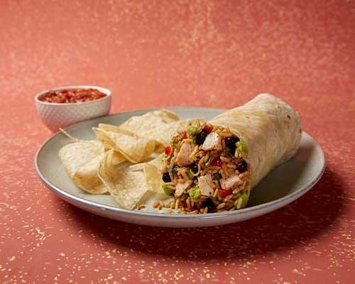 Homewrecker Burrito