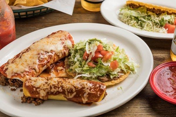 1. Los Rancheros Favorito Lunch