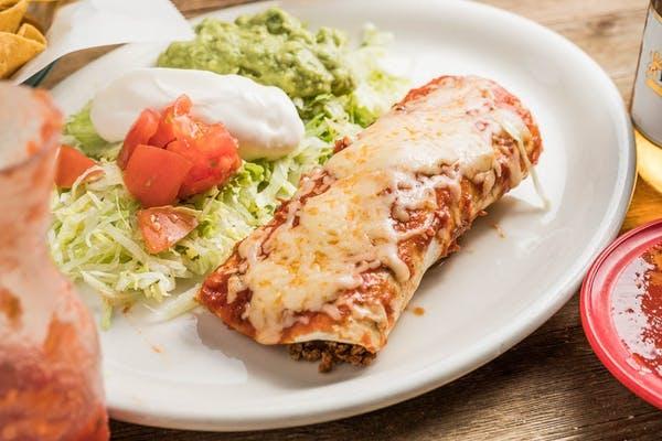 11. Burrito Supreme Lunch