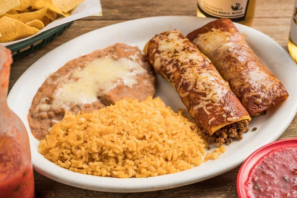 22. Enchilada Lunch Special