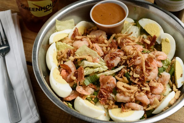 The Cajun Cobb Salad