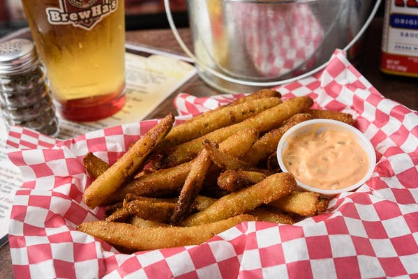 Fried Pickle Fries