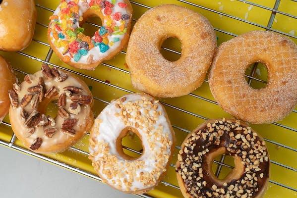 Mix donuts
