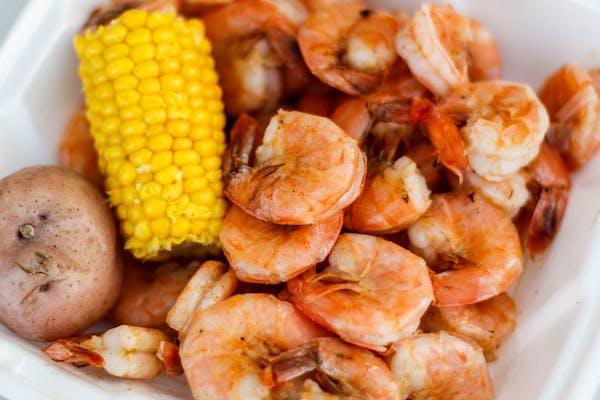 (1 lb.) Boiled Shrimp