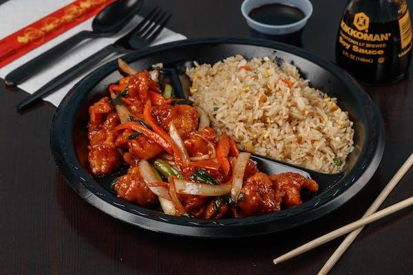 G1. General Tso's Chicken
