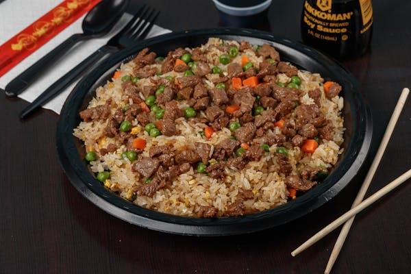 F2. Beef Fried Rice