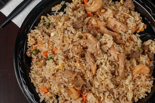 F4. Combo Fried Rice