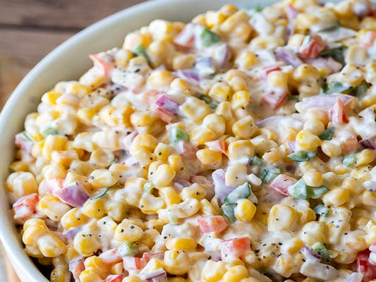 Ma's Corn salad