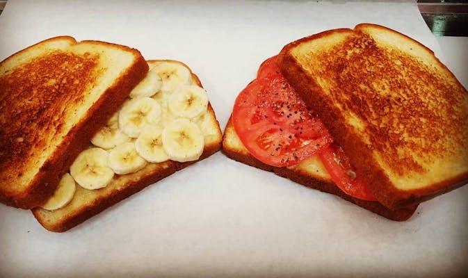 Mater or Nanner Sandwich