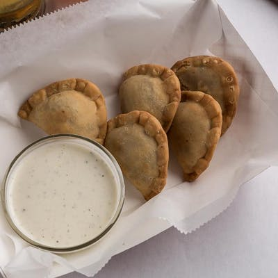 Mini Natchitoches Meat Pies