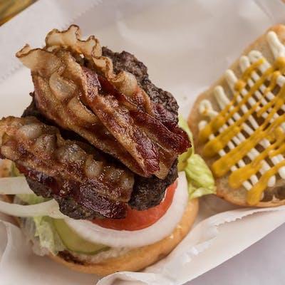 Bacon Buster Burger