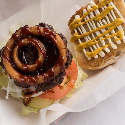 The Ringer Burger