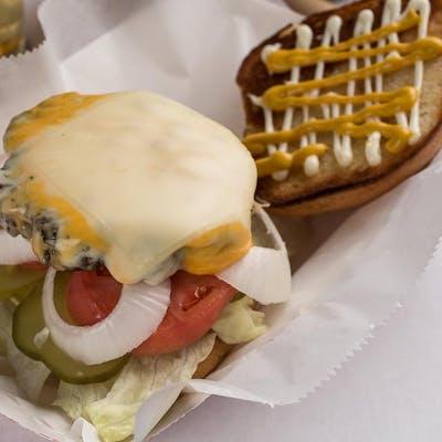The Triple Cheese Burger