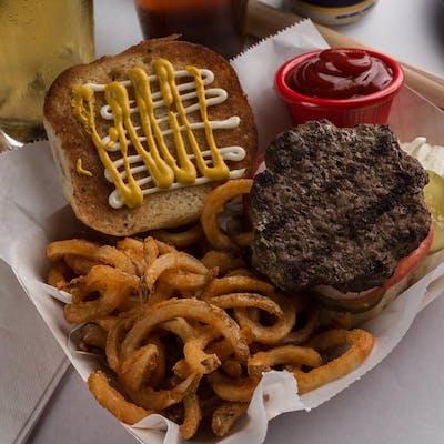 #2. Hamburger