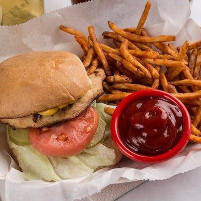 #3. Grilled Chicken Sandwich