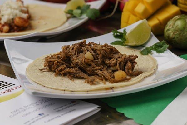 Tacos de Picadillo