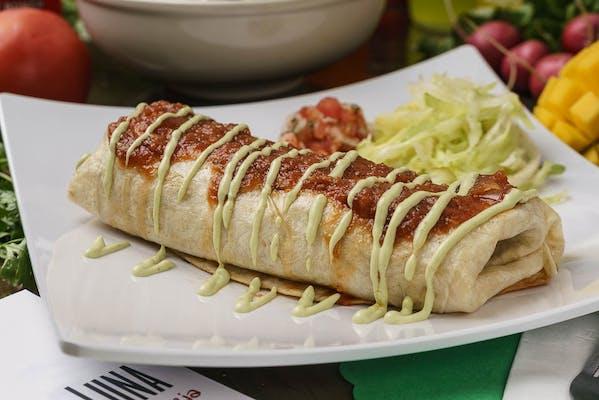 Burrito Plate