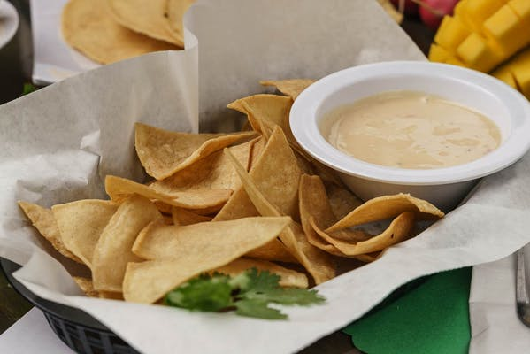 Side of Queso Dip & Chips