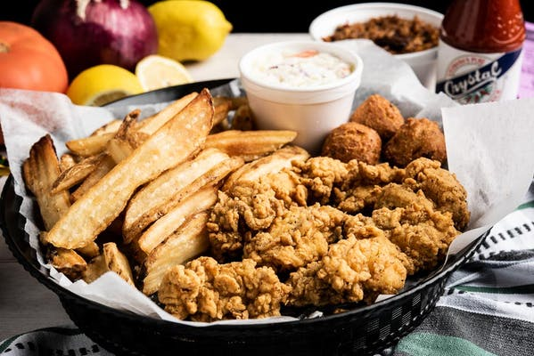Fried Oyster Platter