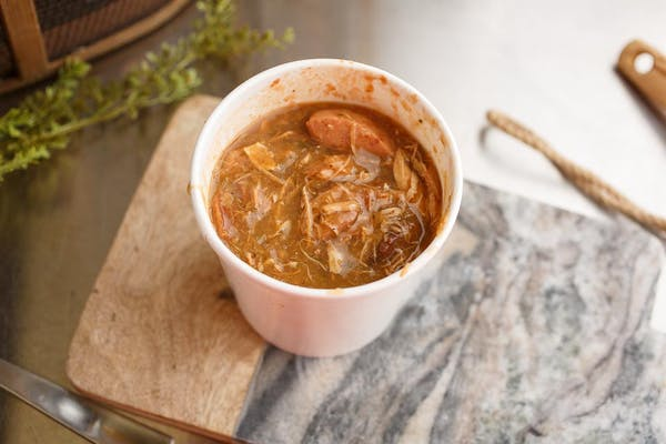 Gumbo Supreme with Meats
