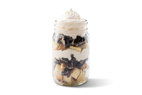OREO® Cheesecake Jar Dessert