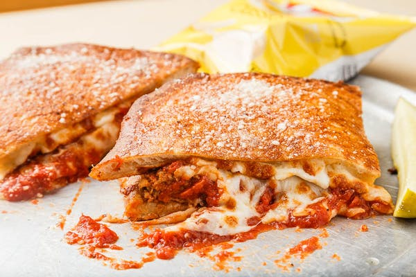 Meatball Toaster Sandwich