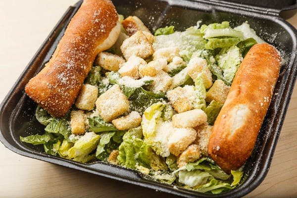 Caesar Salad & Sticks