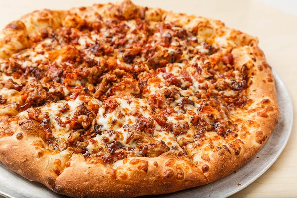 Country BBQ Specialty Pizza