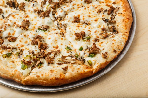 Italian Steak Specialty Pizza