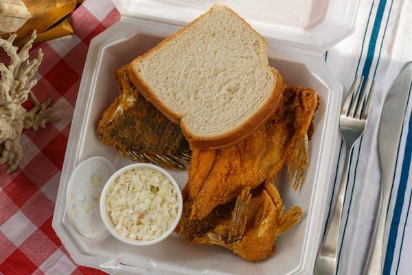 Bream Fillet Sandwich