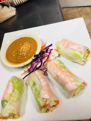 Summer Roll Shrimp