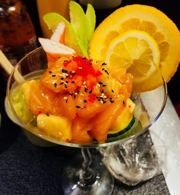 Sashimi Cocktail