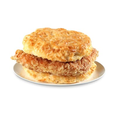 Cajun Chicken Filet Biscuit