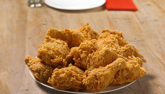 (12 pc.) Mixed Chicken