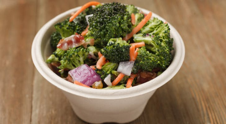 Side of Broccoli Salad