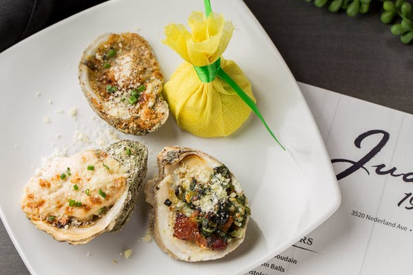 Baked Judices Oyster
