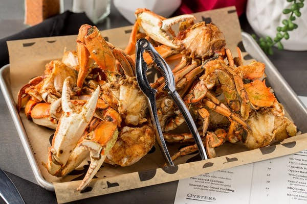 BBQ Crabs