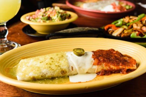 16.  Burrito de México