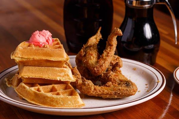 Wings & Waffles