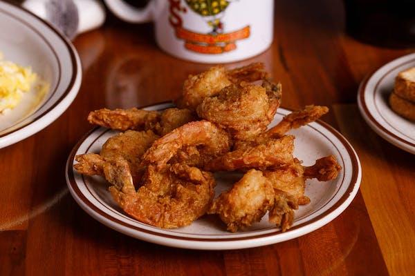 Fried Shrimp & Grits