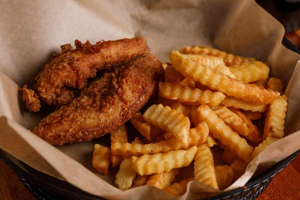 Kid's Chicken Fingers & French Fries