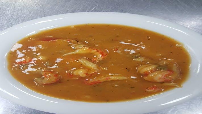 S2. Crawfish Étouffée