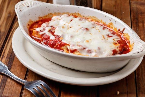 Lasagna Lunch Special