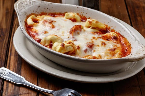 Baked Tortellini Lunch Special