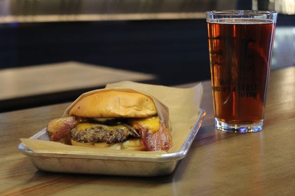 John Wayne Burger