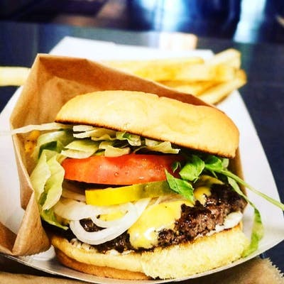 McDowell's Big Mick Burger