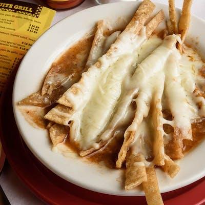 Tortilla Soup Special